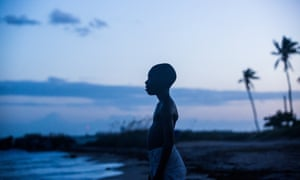 An argument for empathy … Alex Hibbert in Moonlight.