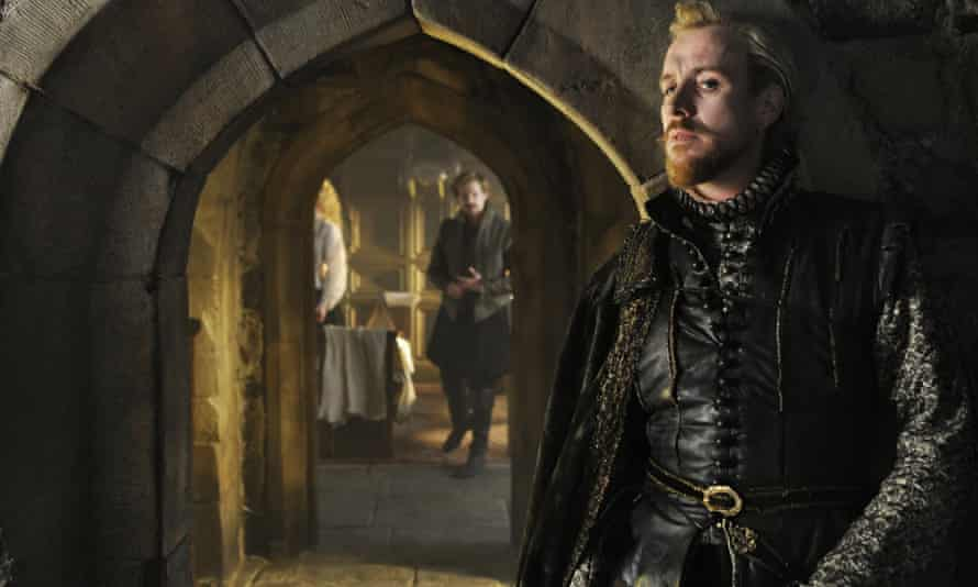 Rhys Ifans as the Earl of Oxford in Anonymous, 2011.