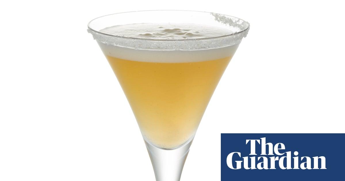 Cocktail of the week: Paul Ainsworth's Cornish margarita