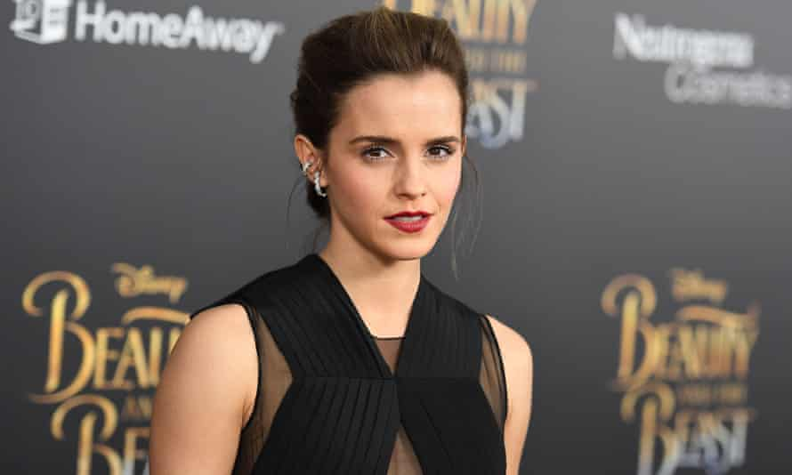 Emma Watson took a break from acting in 2012 to finish a degree at Brown University.