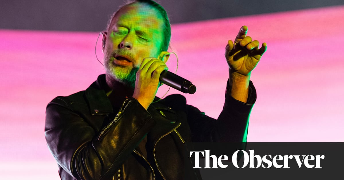 Thom Yorke opens up about pain of ex-partner's death