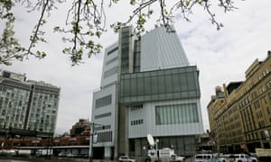 The Whitney Museum of American Art in New York was 'saddened' at the artists' withdrawal.