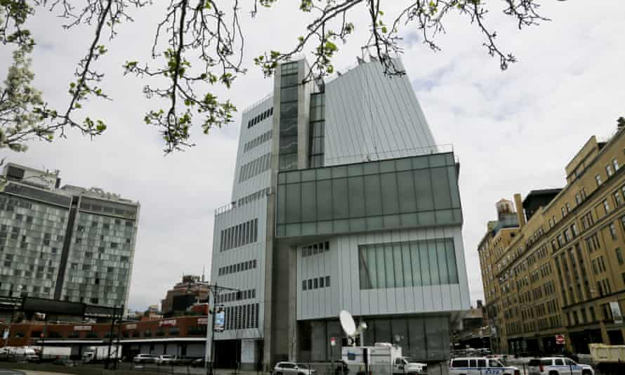 Warren Kanders said he was stepping down because the criticism of him 'threatened to undermine the important work of the Whitney'.