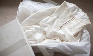 Wedding Dress In A Box