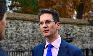 Conservative MP Steve Baker