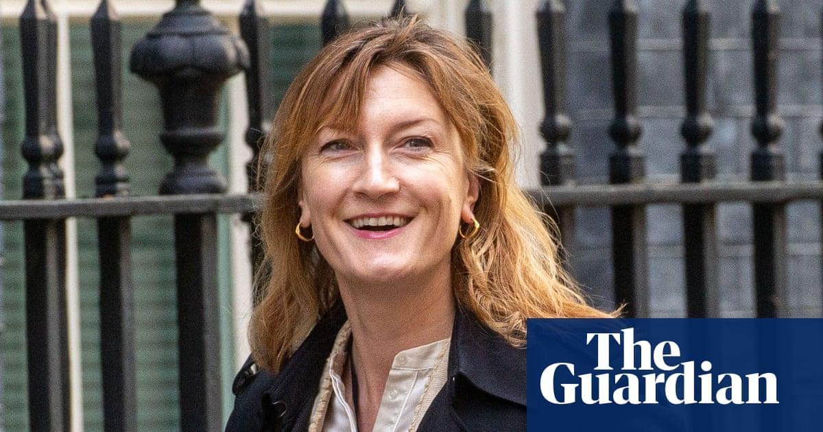 Allegra Stratton to be Boris Johnsons TV spokeswoman