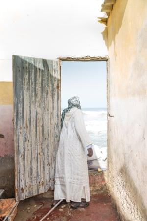 Looking Through The Doorway by Greta Rybus