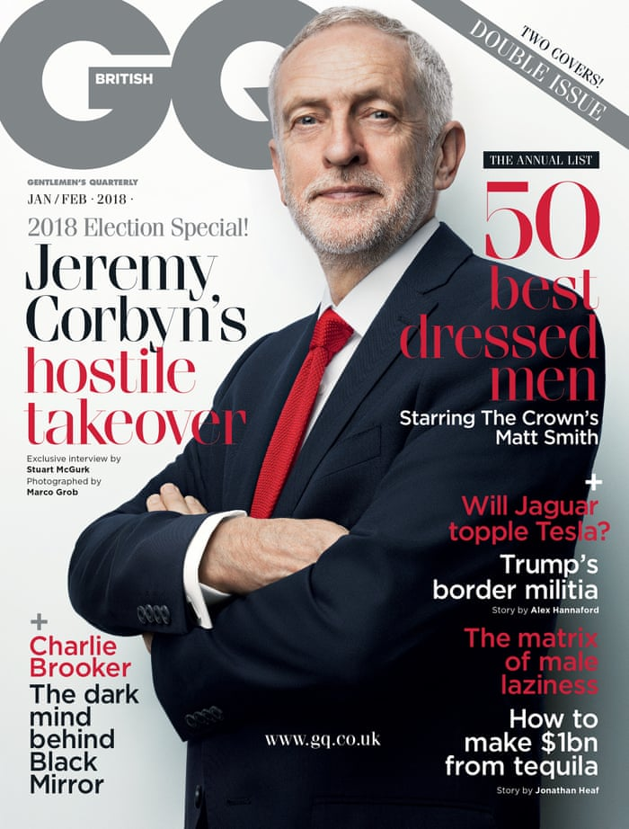 Jeremy Corbyn tells Morgan Stanley: 'You're right, we are a threat