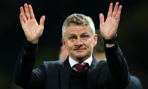 Ole Gunnar Solskjær thanks the fans at Old Trafford but knows things must improve after Wednesday's penalty shootout victory over League One Rochdale.