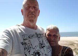 Alan and Julie Barber h