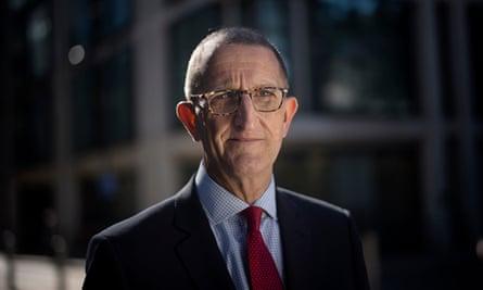 David Isaac, chairman of the EHRC