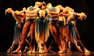 Arcadia, choreographed by Ruth Brill.