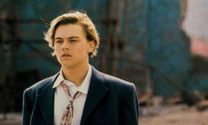 Leonardo DiCaprio in Romeo + Juliet