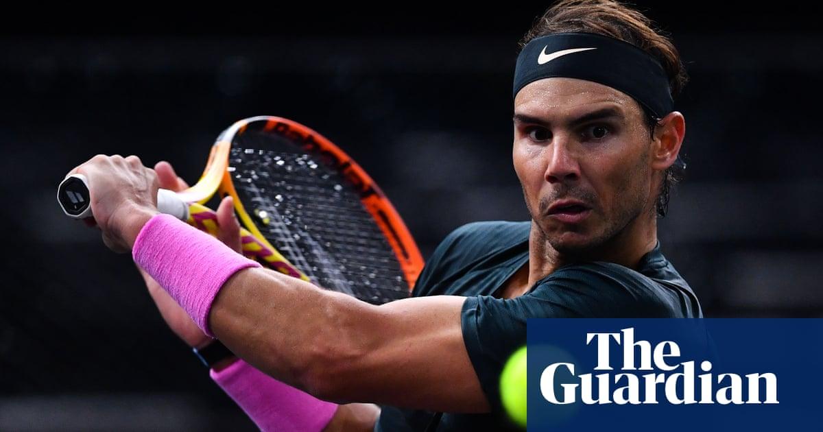 Rafael Nadal recovers to beat Carreño Busta and make Paris Masters semis