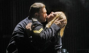 A love stronger than death: Stuart Skelton and Nina Stemme in the title roles of Wagner's Tristan und Isolde