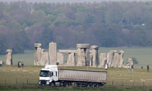 The project aims to divert traffic from the A303 away from the Unesco world heritage site.
