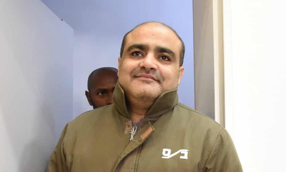 Mohammad El Halabi, director of World Vision's humanitarian operations in Gaza.