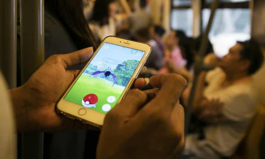 PokémonP Go, iOS and Android