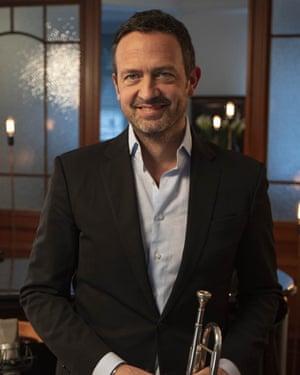 Jazz trumpeter Till Brönner, a guest on Hope@Home.