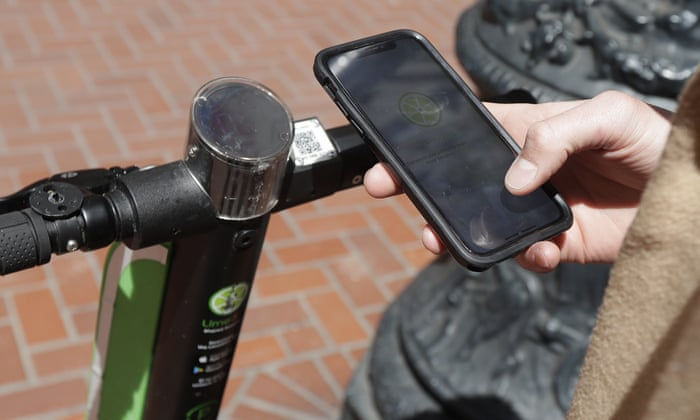 San Francisco's scooter war: city hits back as 'unlawful' schemes