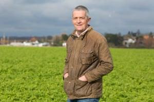 Guy Smith, National Farmers' Union vice-president.