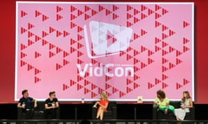 VidCon 7th Annual Convention 'Behind the Book', Anaheim, USA - 24 Jun 2016<br>Mandatory Credit: Photo by Buchan/REX/Shutterstock (5736762b)