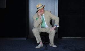 Barry Humphries: 'It's so much easier to shock people these days.'