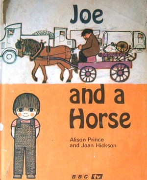 Joe and a Horse, by Alison Prince and Joan Hickson