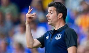 Marco Silva believes it is crucial Everton strengthen their defence this week.