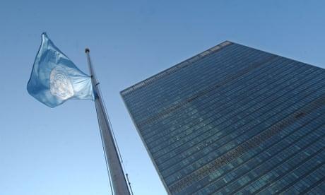 A job at UN HQ? Goodbye principles and philanthropy, hello power and
