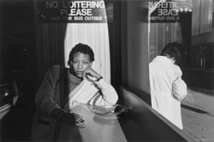 Four Teenagers After Church Service, Syracuse, NY, 1985