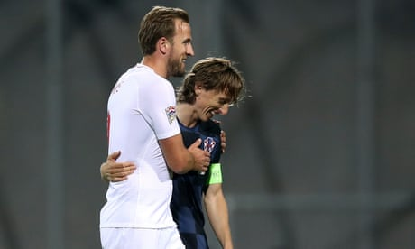 Harry Kane says he is not concerned about his England goal drought
