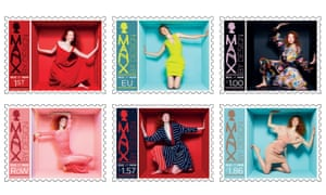 Preen postage stamps by Thornton-Bregazzi