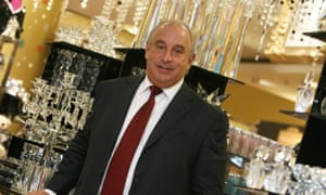 Austin Reed To Return To High Street Seven Months After Collapse Retail Industry The Guardian