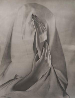 Erwin Blumenfeld, Hands, Paris