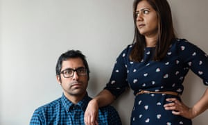 James and Davina D'Souza