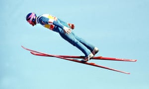 eddie the eagle olympics
