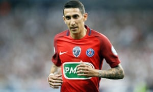 Angel Di María agreed to a deal with Spain's state prosecutor on Wednesday in which the former Real Madrid forward admitted to two counts of tax fraud of £1.14m in exchange for a lighter sentence.