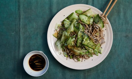 Stir-fries, soba and ramen: noodle recipes for one