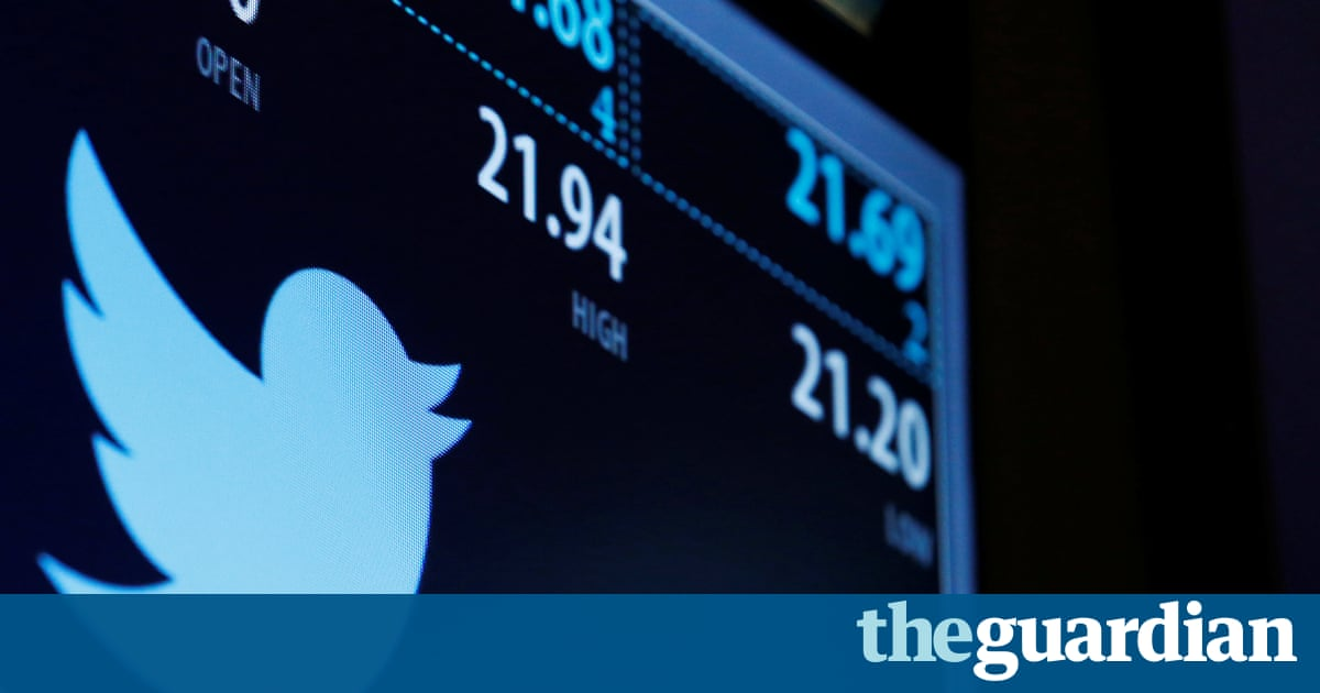Twitter is up for sale