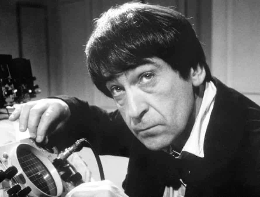 Patrick Troughton as the second incarnation of the Doctor