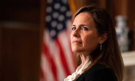 Barrett will next week sit before the Senate judiciary committee to face questions as part of her controversial confirmation to take a seat on the supreme court.