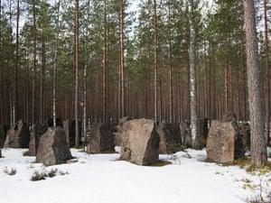 The Salpa Line, Finland
