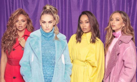 'We always share a bed on tour. When we were in Spain we were all in bed together farting on cue!': Little Mix