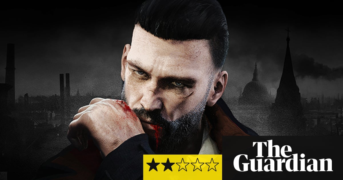 Vampyr review – anaemically scripted undead prowl