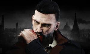 Promotional artwork for Vampyr