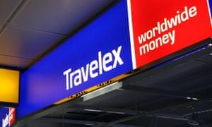 travelex outlet