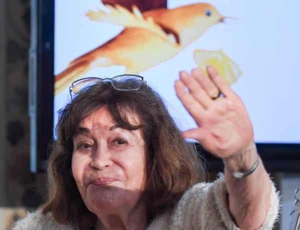Claudia Andujar.
