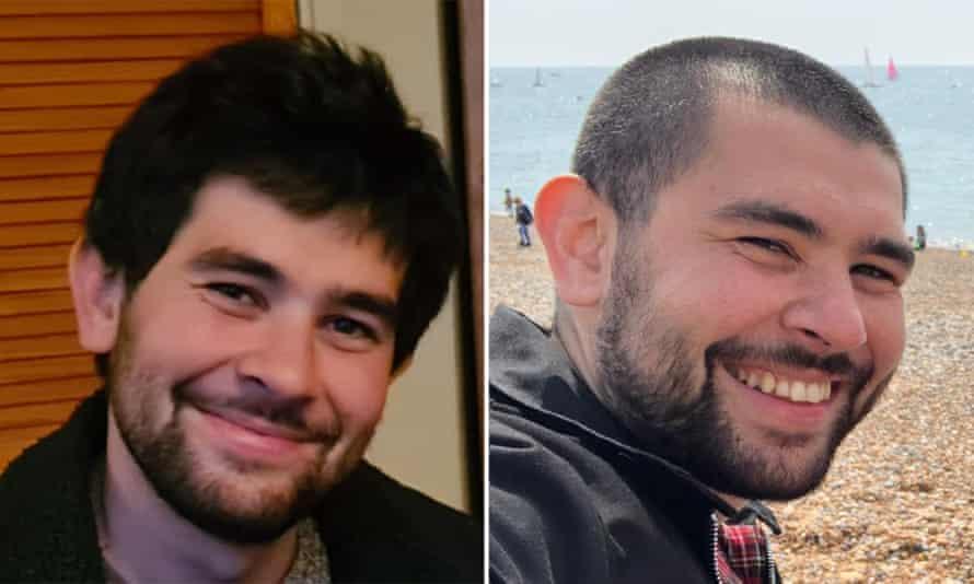 Karim … 'I immediately liked the feel of the short hair.'