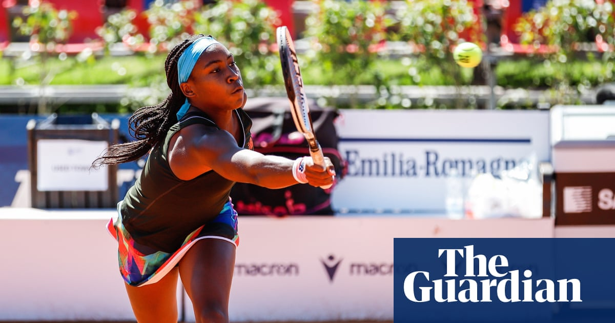 Coco Gauff wins second career WTA title and closes in on US Olympic team spot
